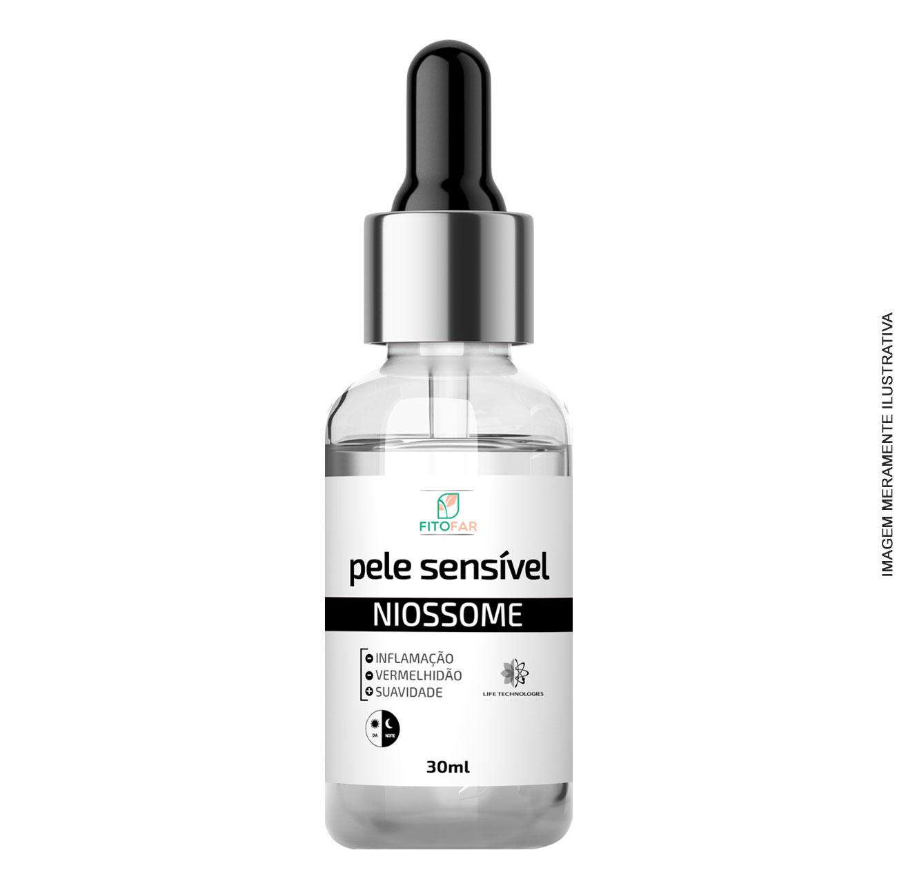 Niossome Fitofar Pele Sensível - 30ml