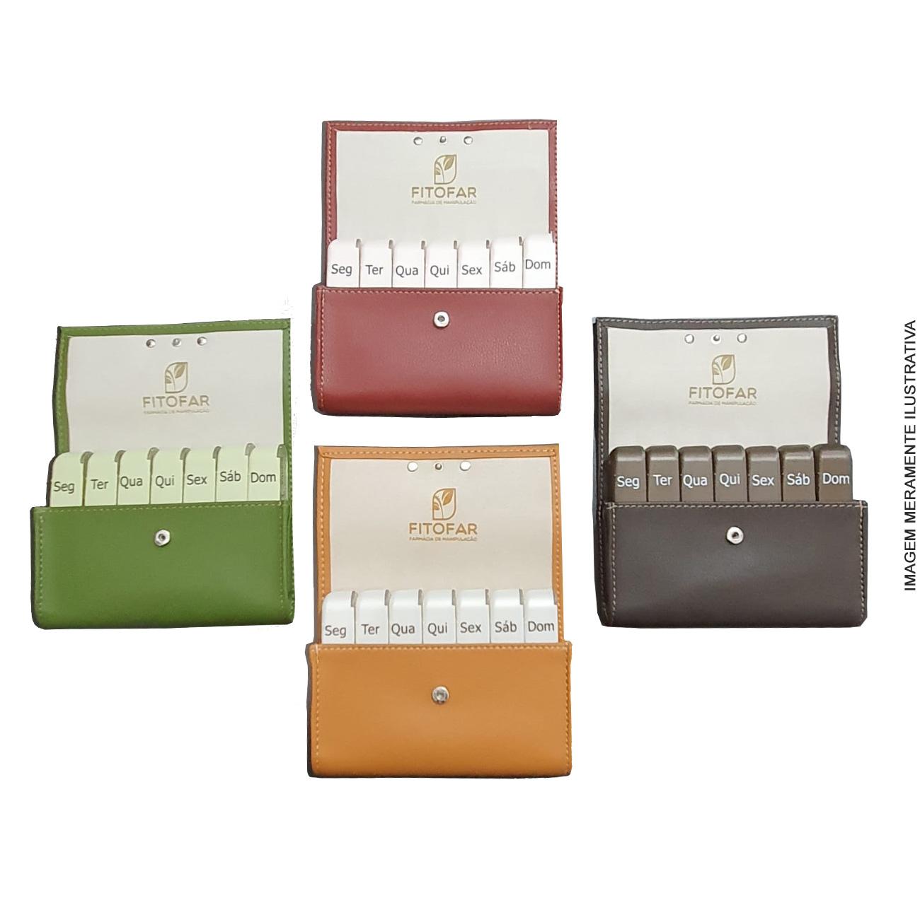 Porta comprimidos Pillbox Liberty Fitofar