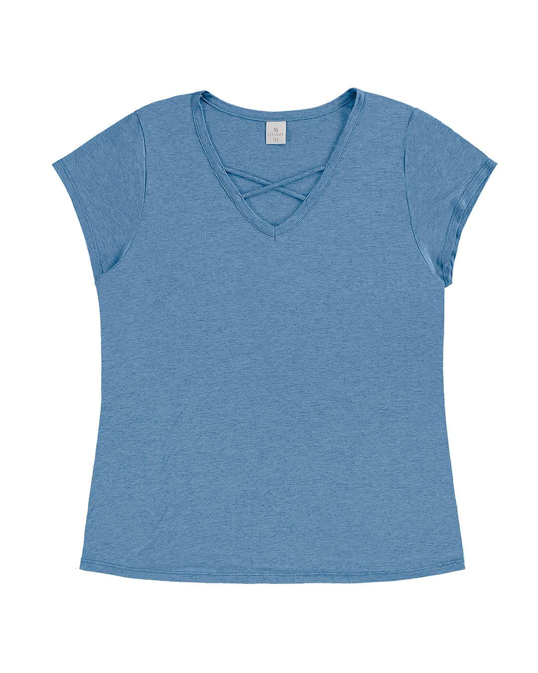 Blusa Adulta e Plus Size em Viscose - Lecimar