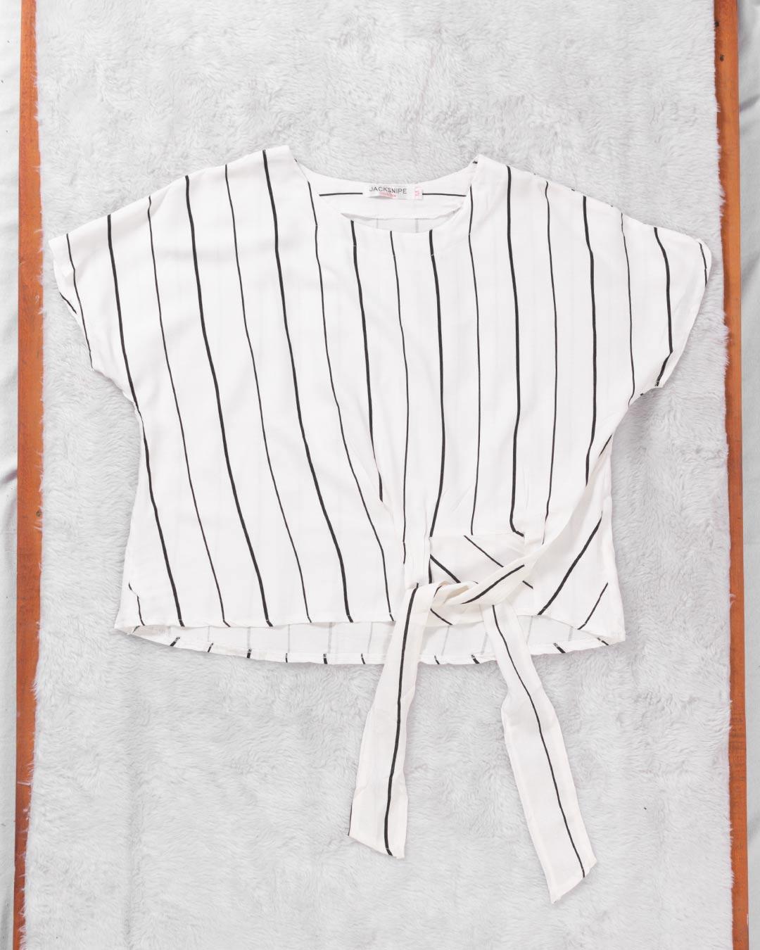 Blusa Adulta Listrada - Jacksnipe