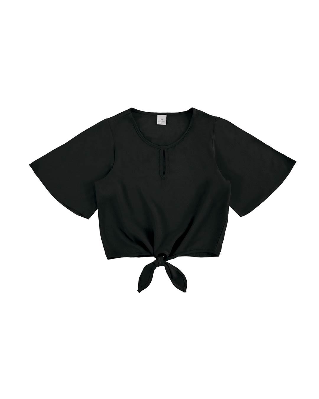 Blusa Feminina Lisa e Listras- Lecimar
