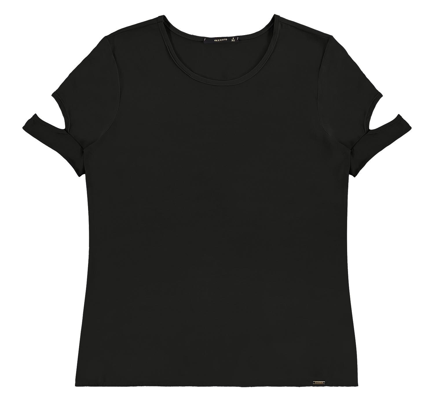 Blusa Feminina Lisa em Viscose - Rezzato