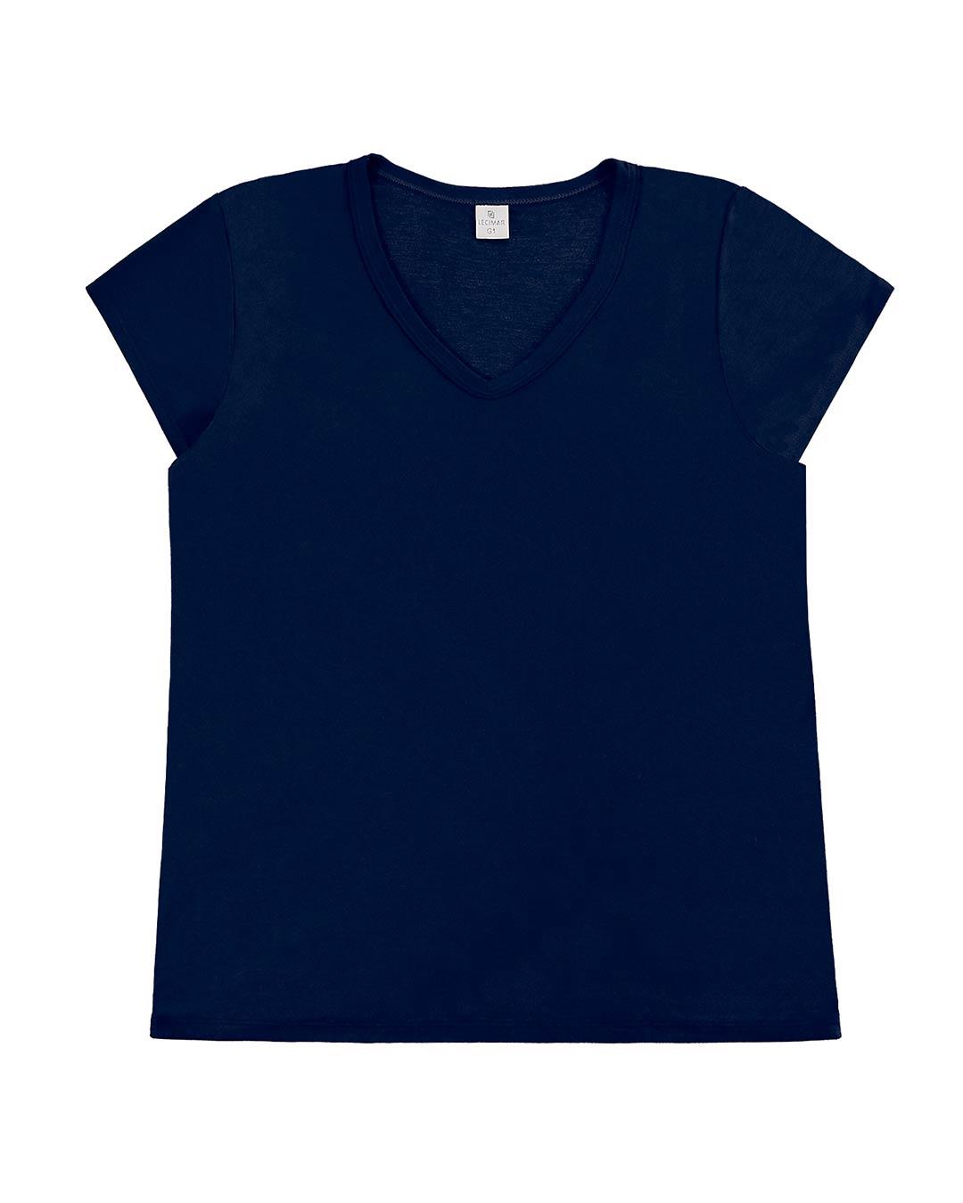 Blusa Feminina Plus Size Lisa em Viscose - Lecimar