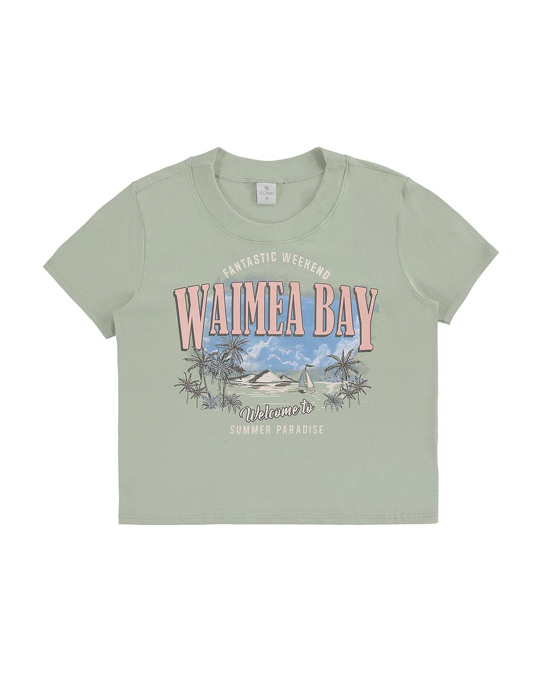 Blusa Feminina Waimea Bay - Lecimar