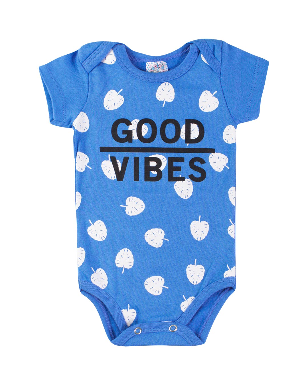 Body Bebê Good Vibes - Clubinho