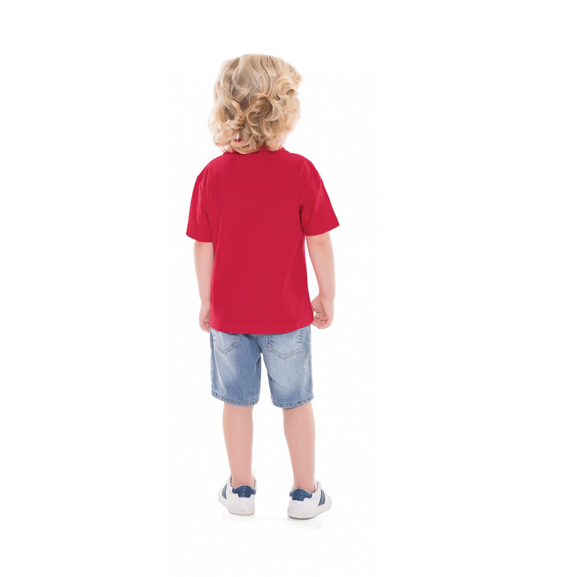 Camisa Polo Infantil Original Style - Playground