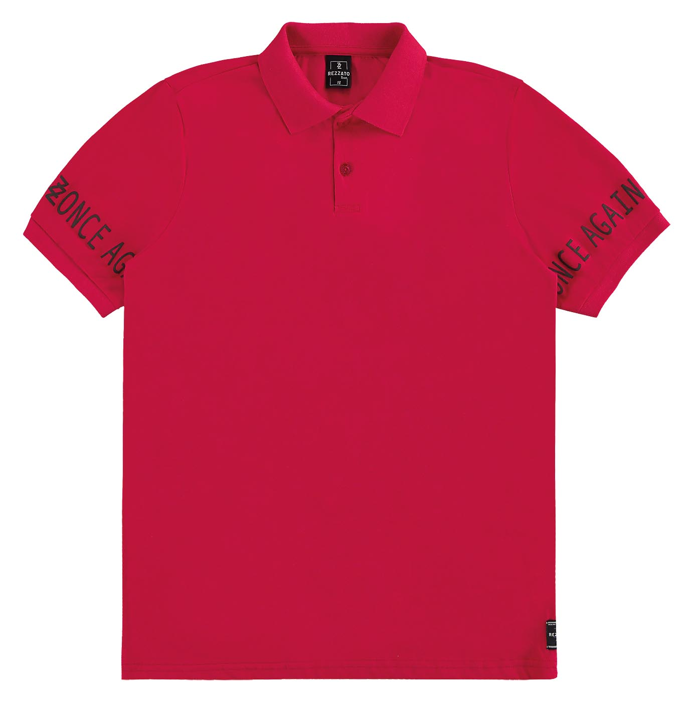 Camisa Polo Once Again - Rezzato