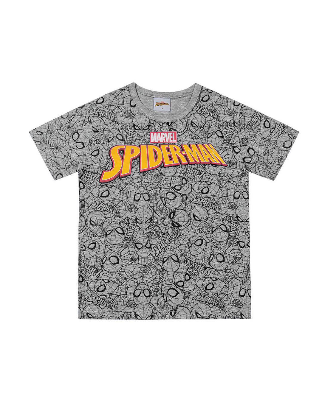 Camiseta Hero Spider-Man - Fakini