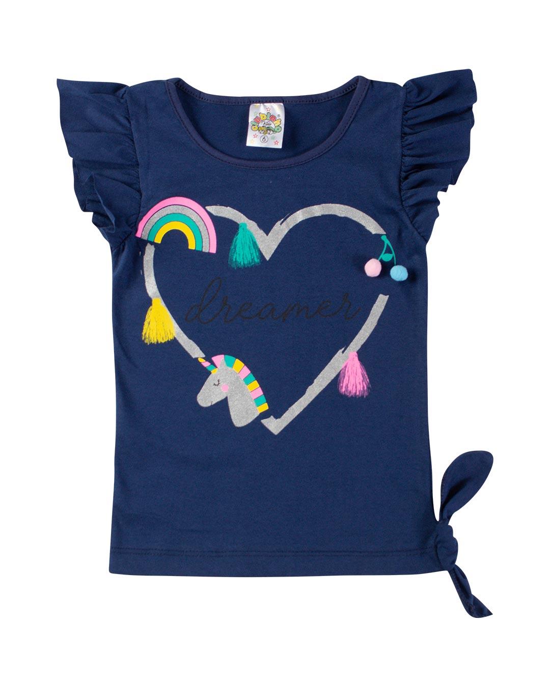 Camiseta Infantil Dreamer - Clubinho