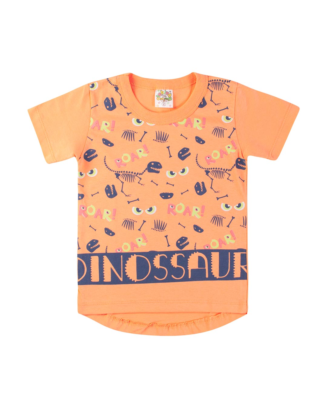 Camiseta Infantil Roar - Clubinho