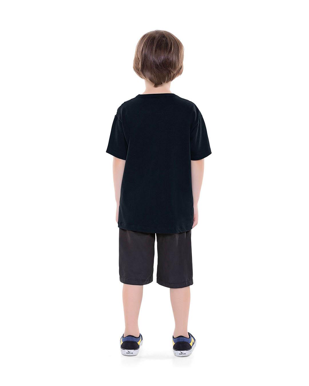 Camiseta Infantil Spider-Man - Fakini