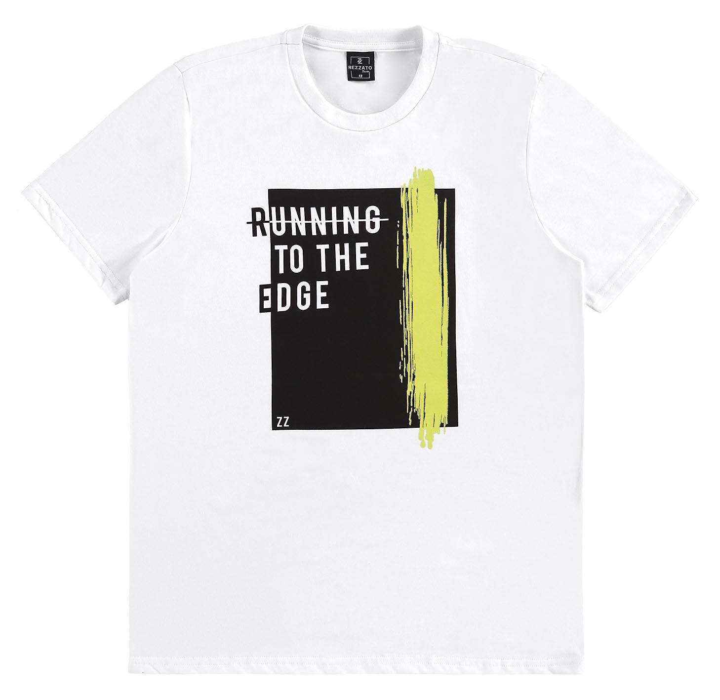 Camiseta Juvenil Running - Rezzato