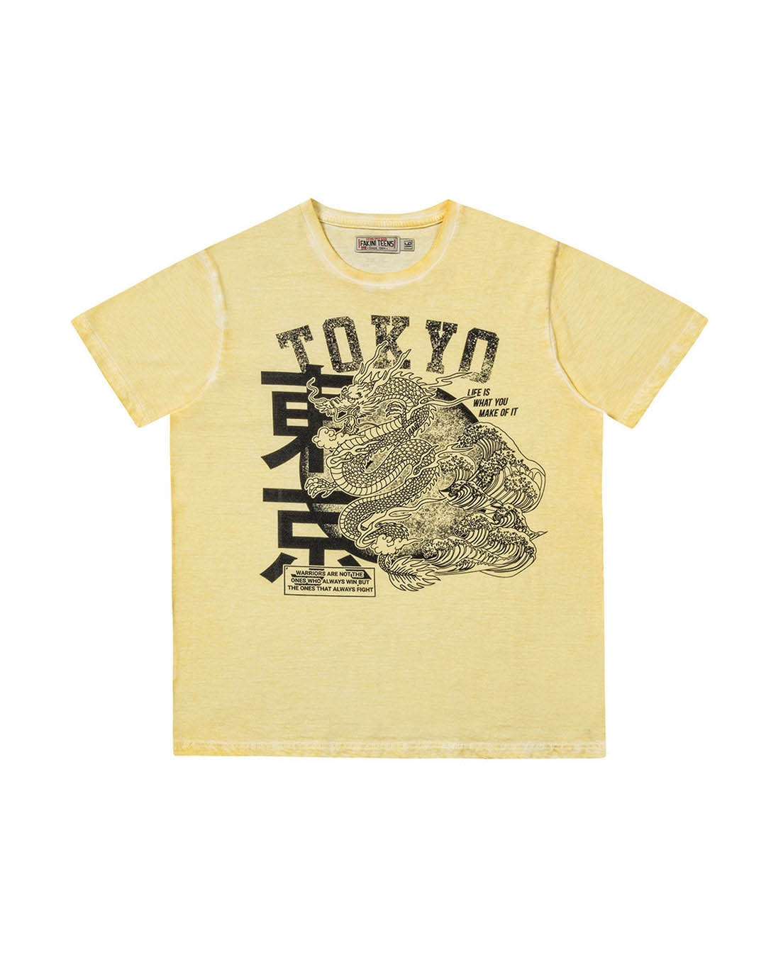 Camiseta Juvenil Tokyo - FKN Teens