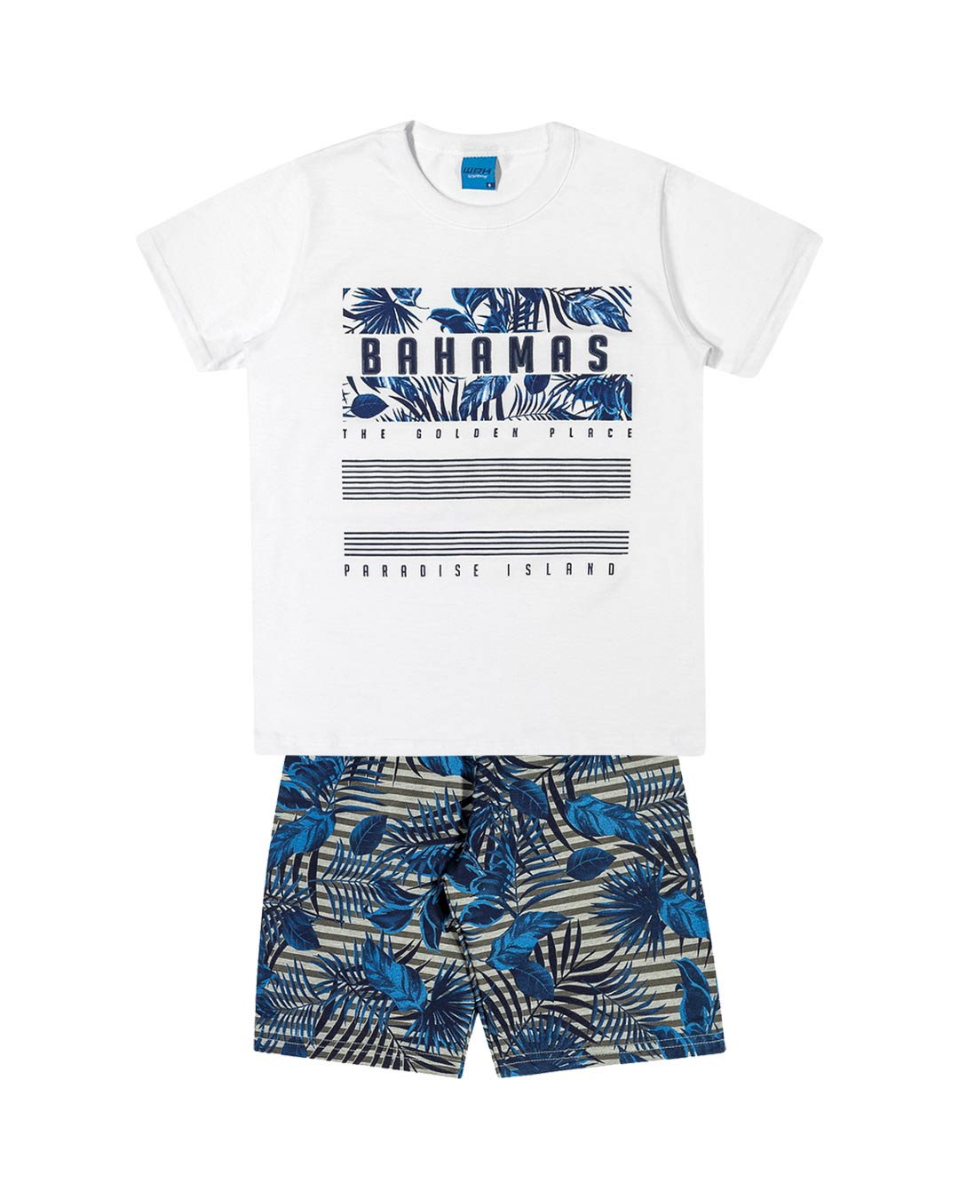 Conjunto Infantil Bahamas - WRK
