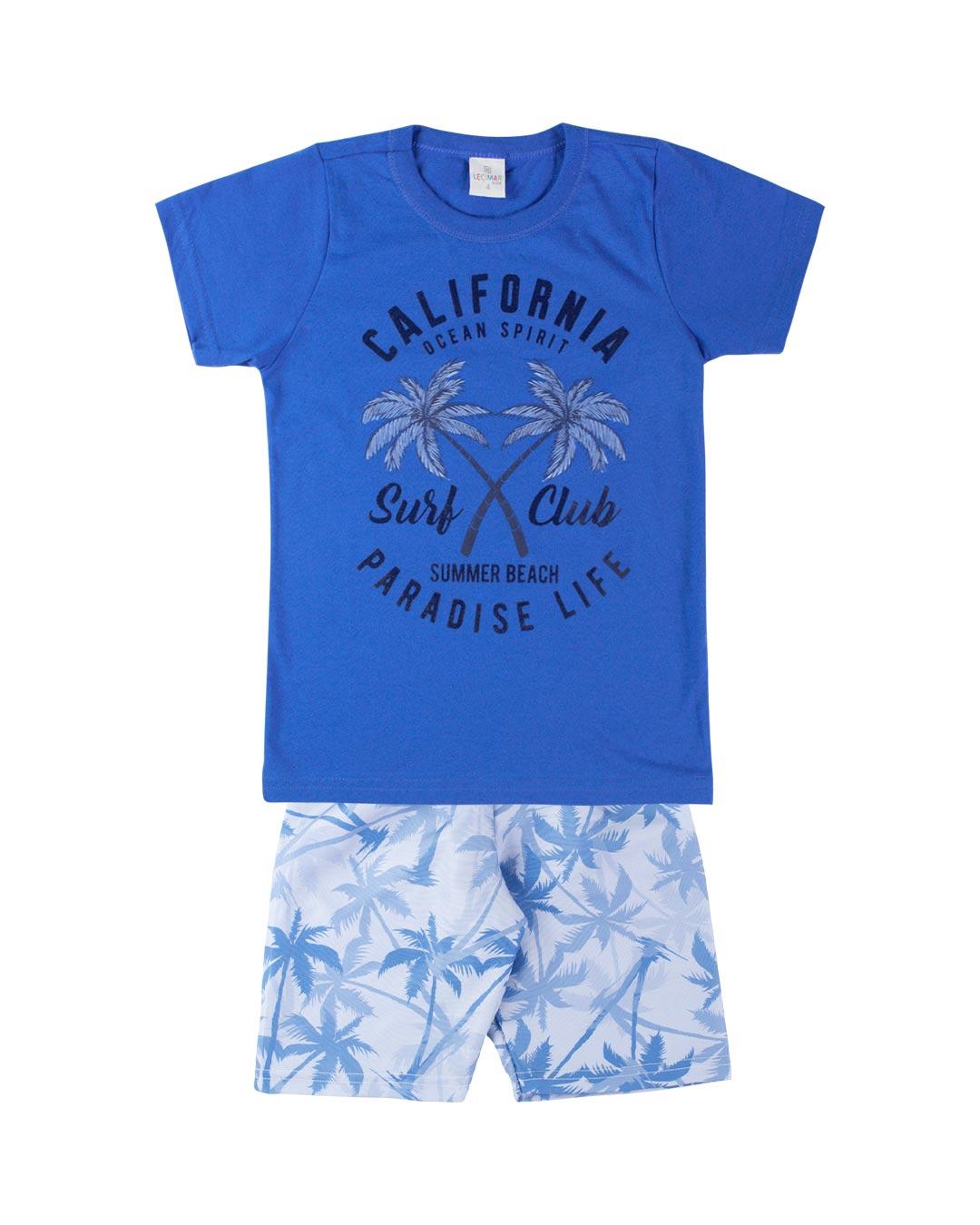 Conjunto Infantil Califórnia - Lecimar