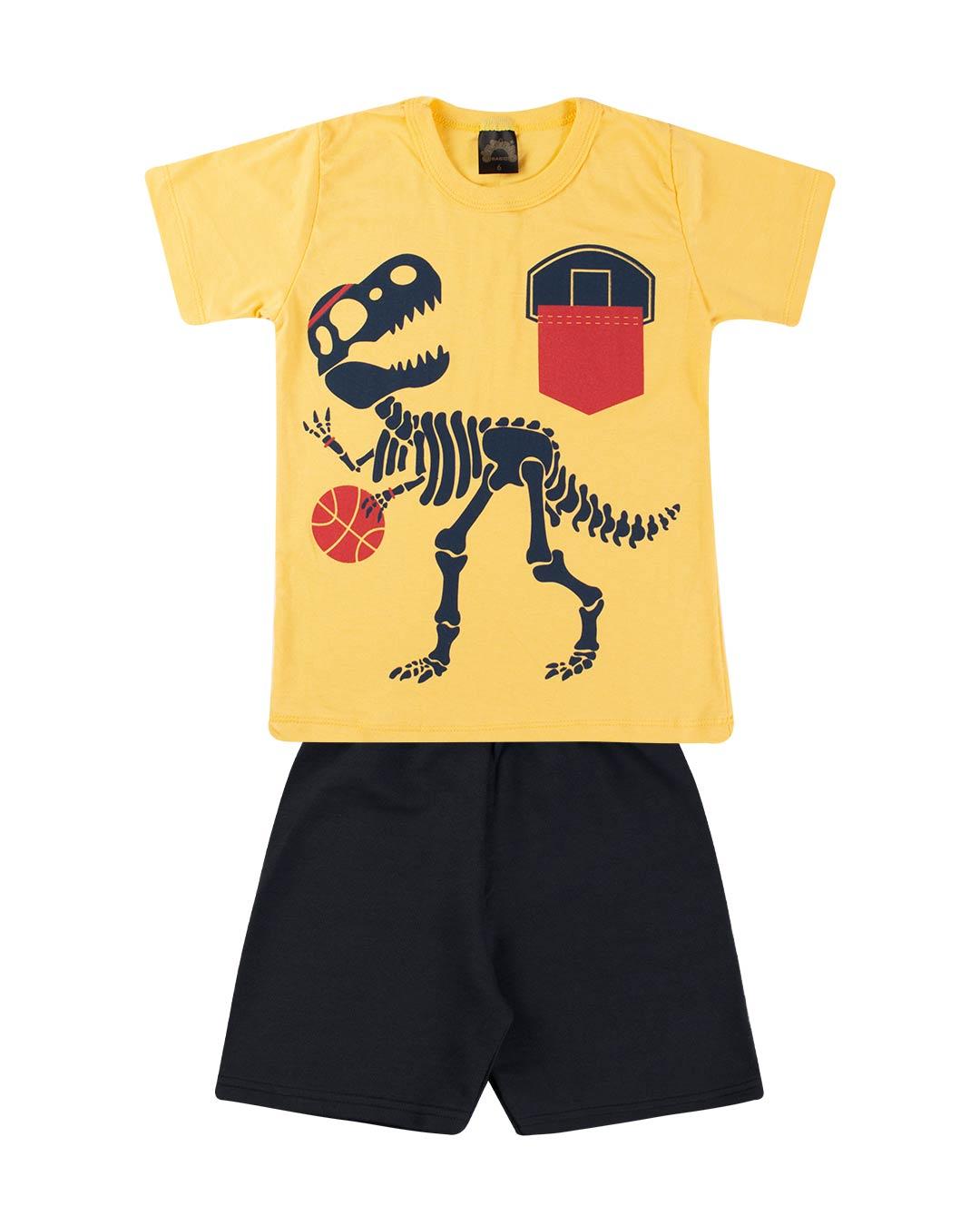 Conjunto Infantil Dino - Clubinho