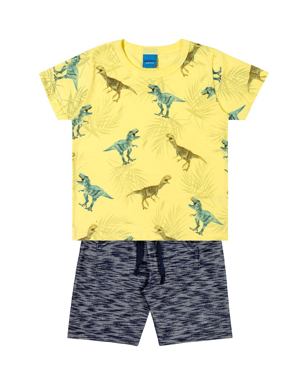 Conjunto Infantil Dinossauro - WRK