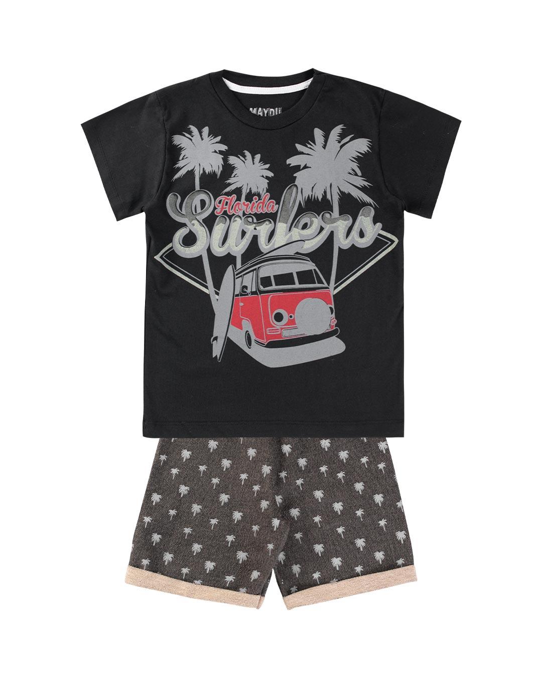 Conjunto Infantil Florida Surfers - Maydu Kids