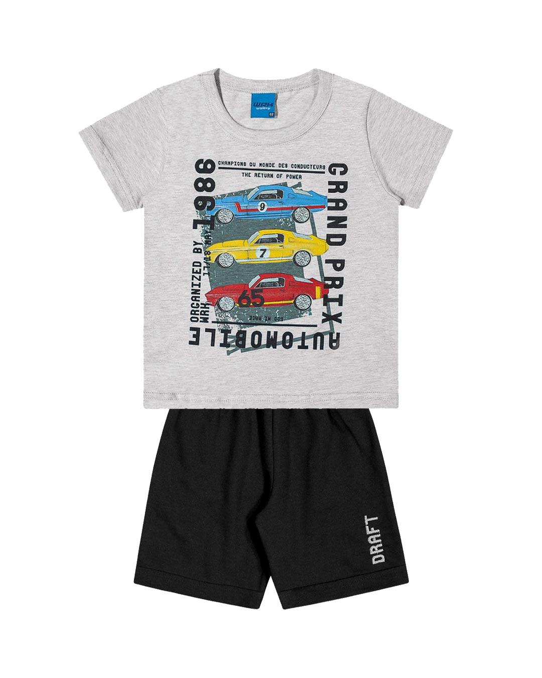 Conjunto Infantil Grand Prix - WRK