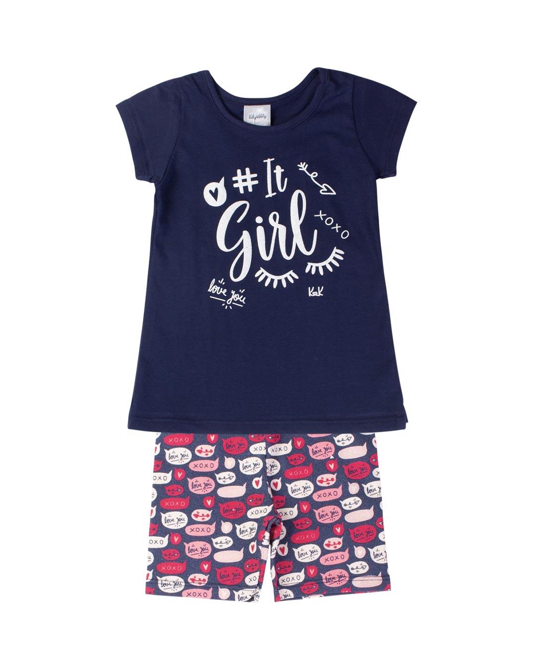 Conjunto Infantil It Girl - Kely & Kety