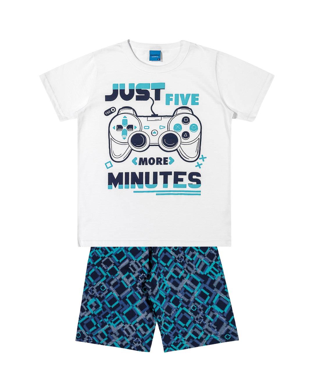 Conjunto Infantil Just Five - WRK