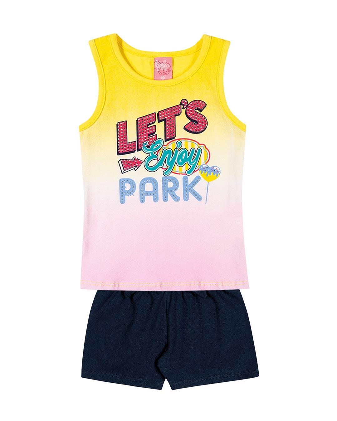 Conjunto Infantil Let's Enjoy Park - Lecimar