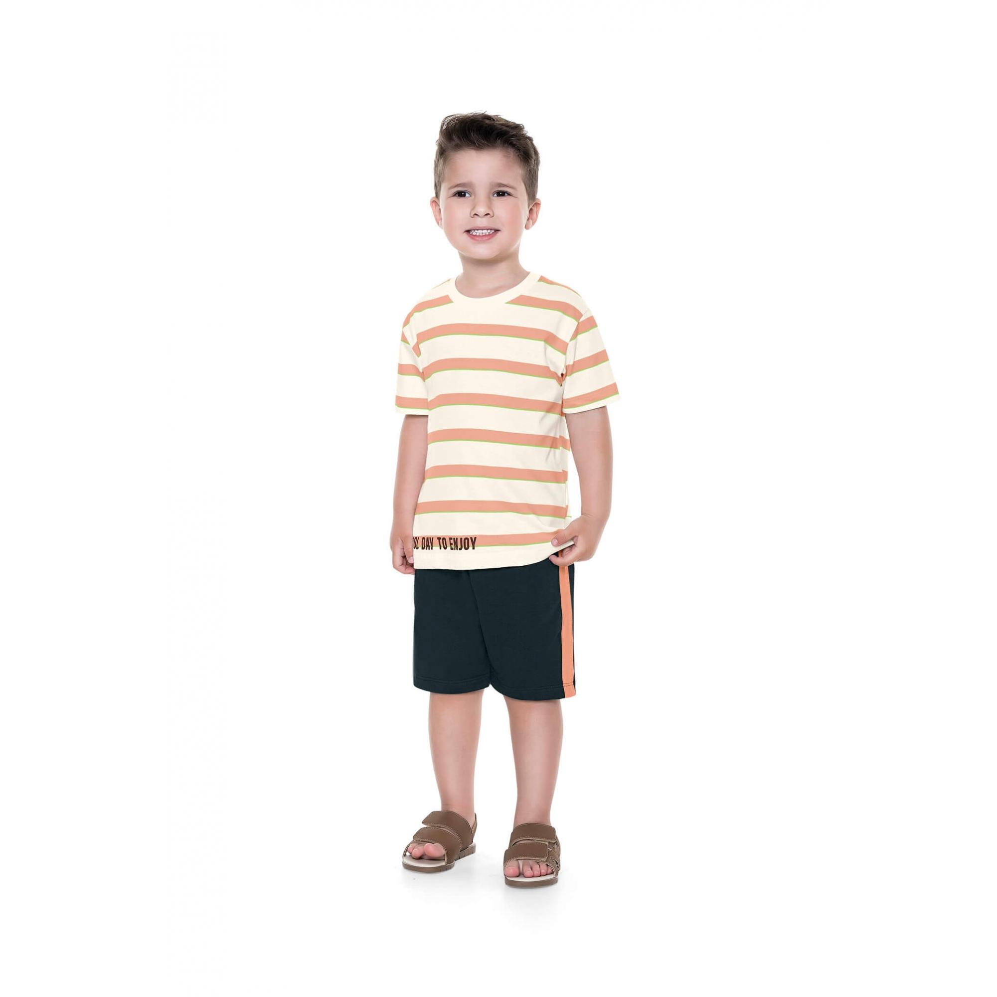 Conjunto Infantil Listras - Playground