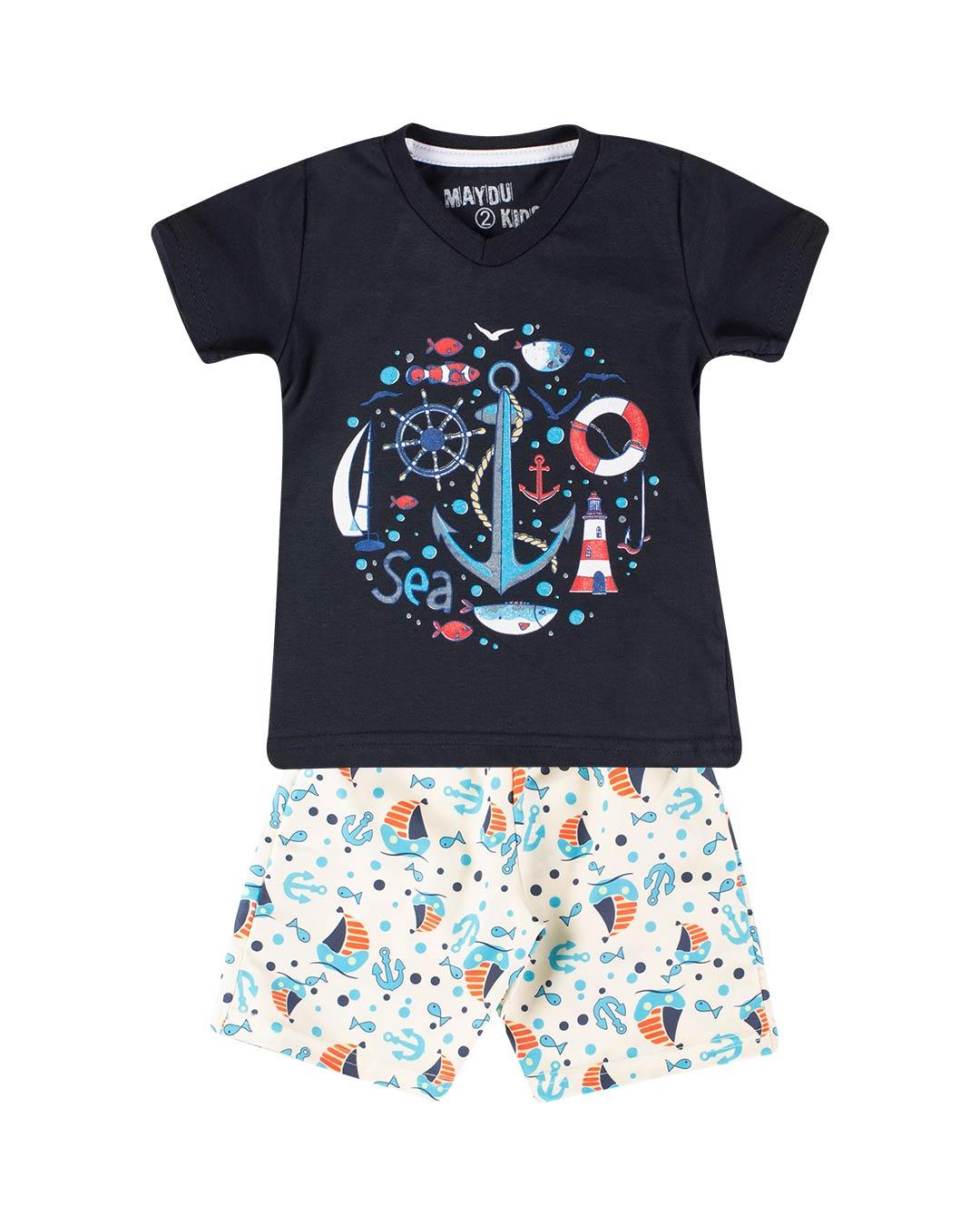 Conjunto Infantil Sea - Maydu Kids