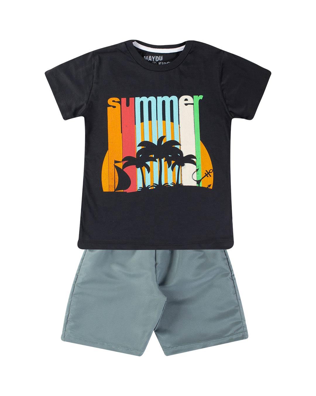 Conjunto Infantil Summer - Maydu Kids