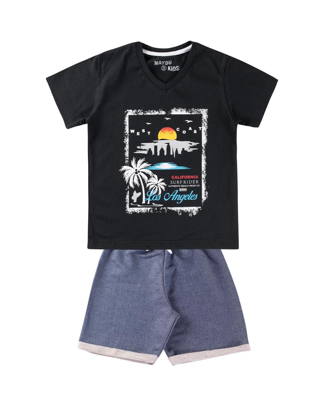 Conjunto Infantil West Coast - Maydu Kids