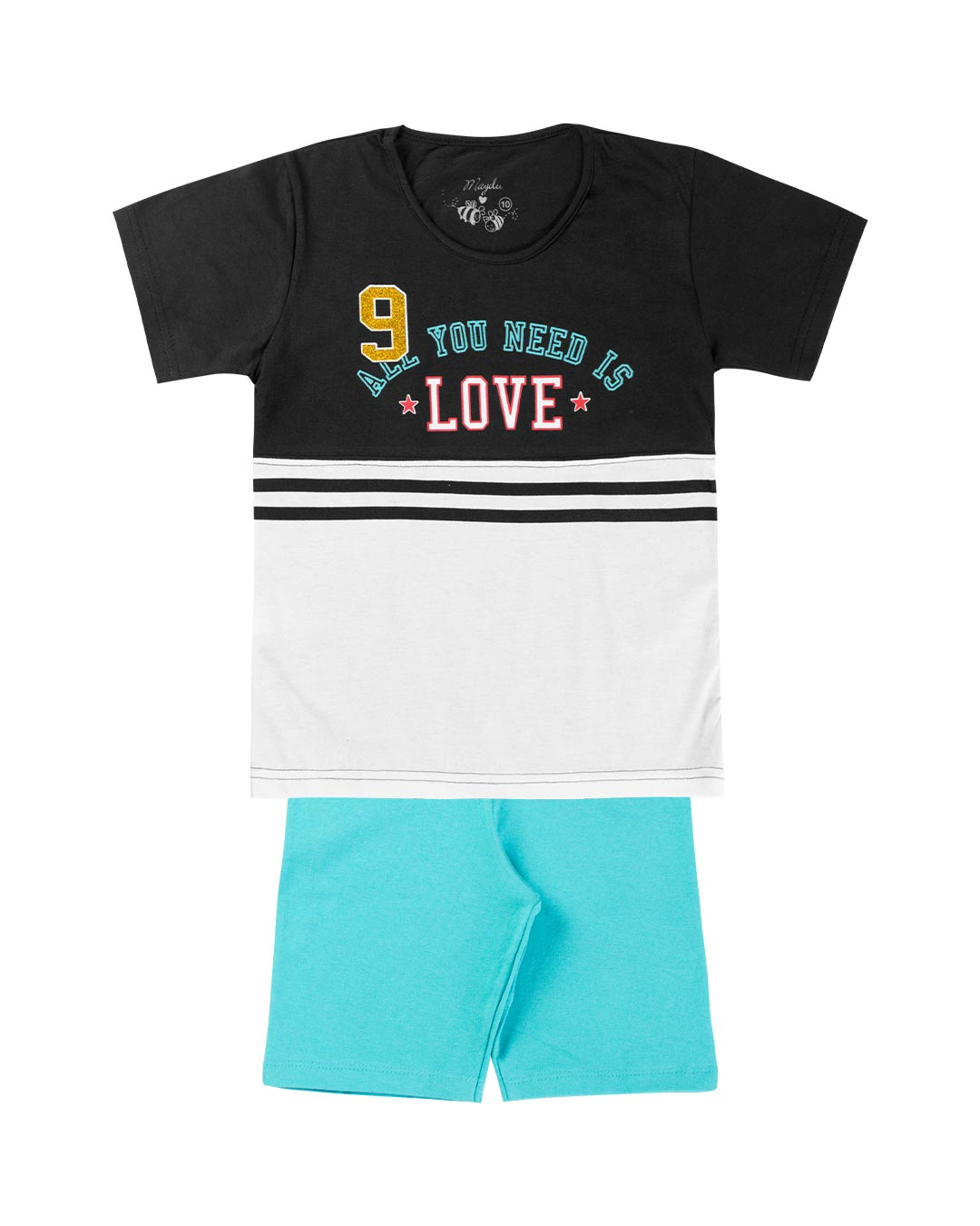 Conjunto Juvenil All You Need Is Love - Maydu Kids
