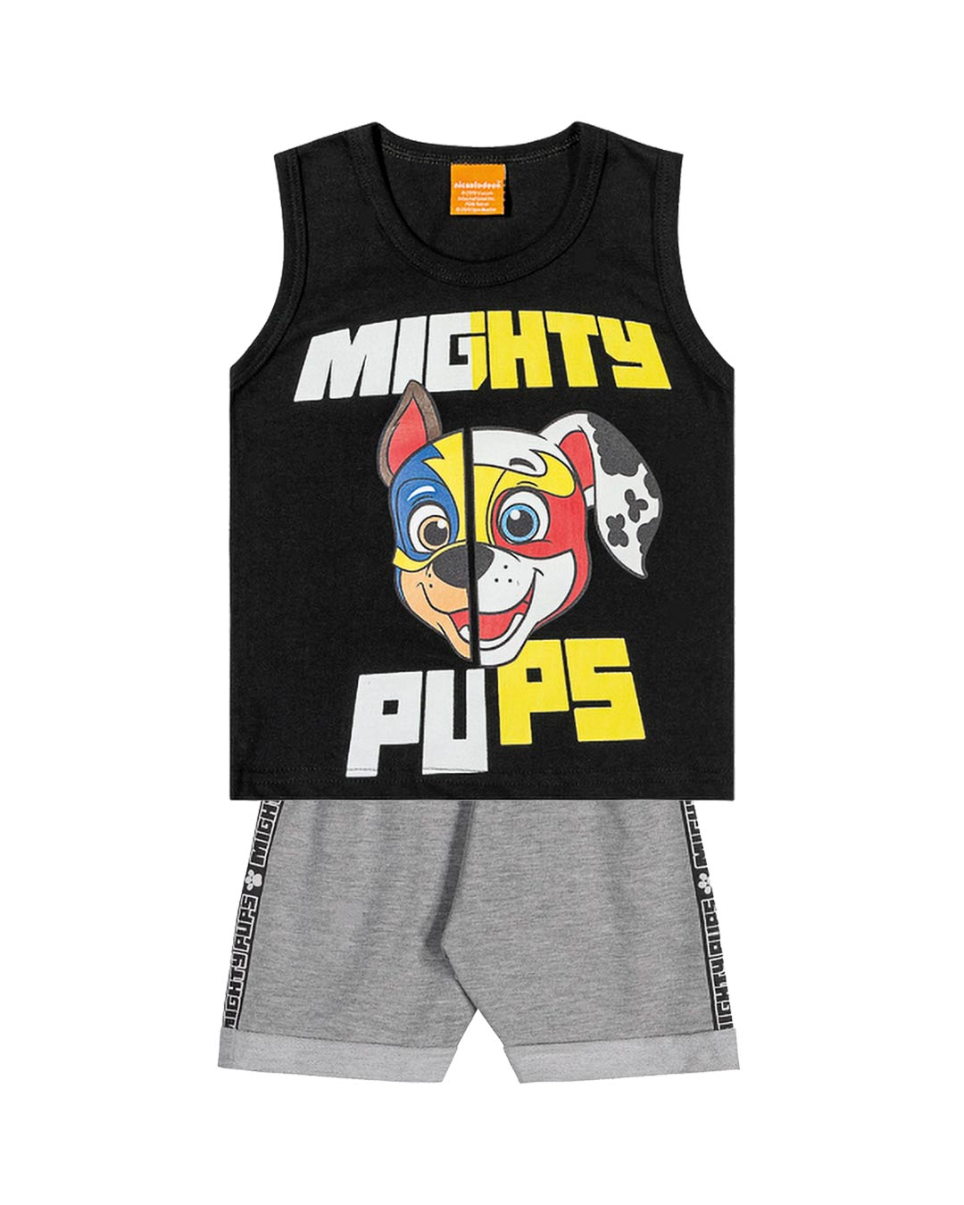 Conjunto Longwear Mighty Pups - Nickelodeon