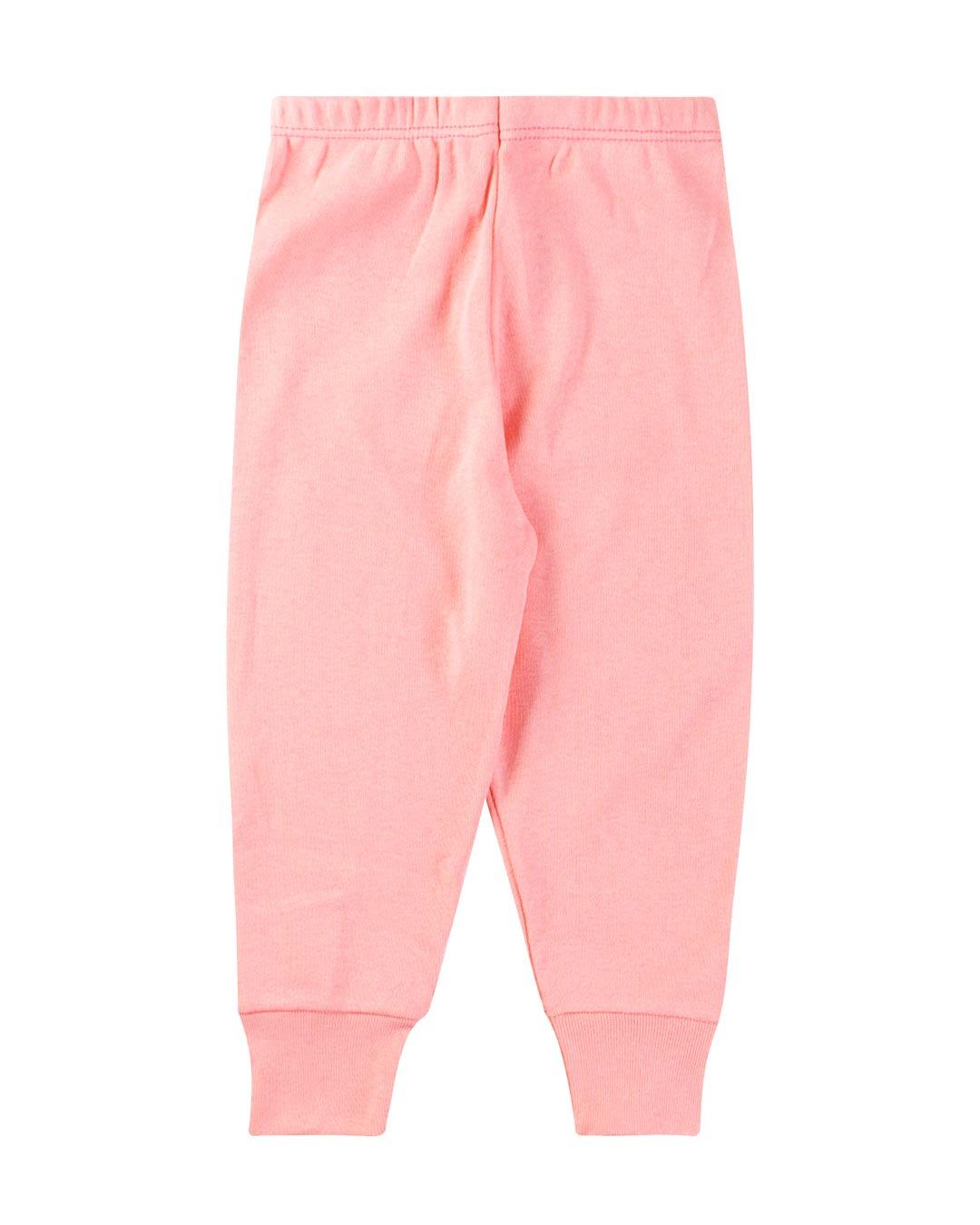 Kit 3 Mijões Básicos Pink - Sorriso Kids