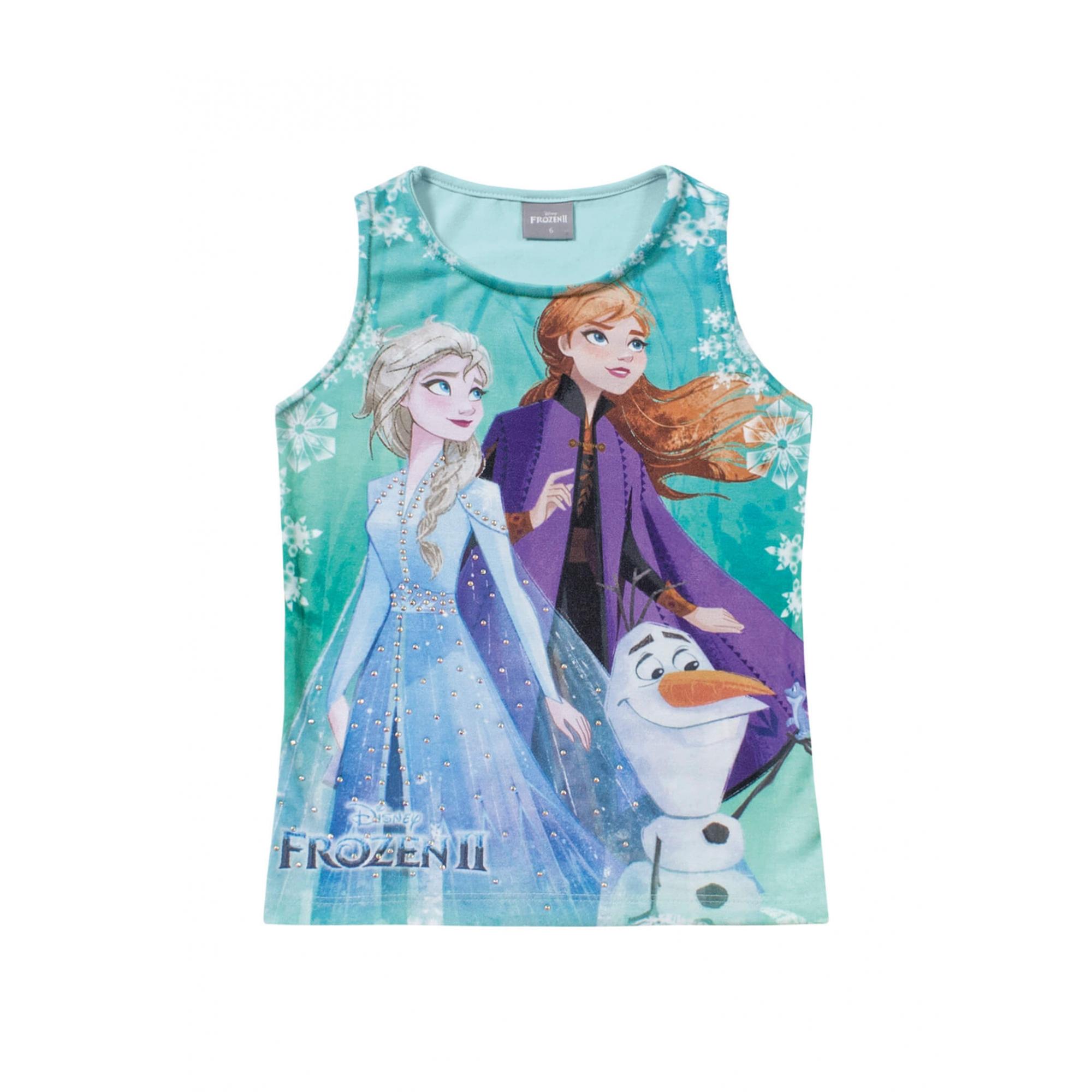 Regata Infantil Frozen - Fakini