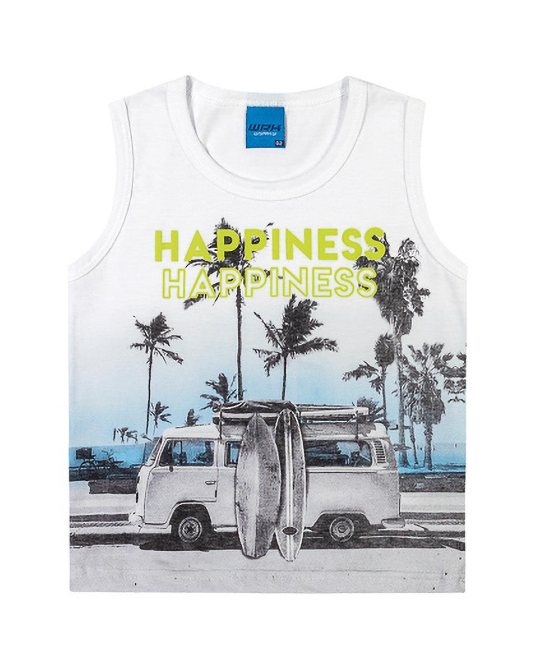 Regata Infantil Kombi Happiness - WRK