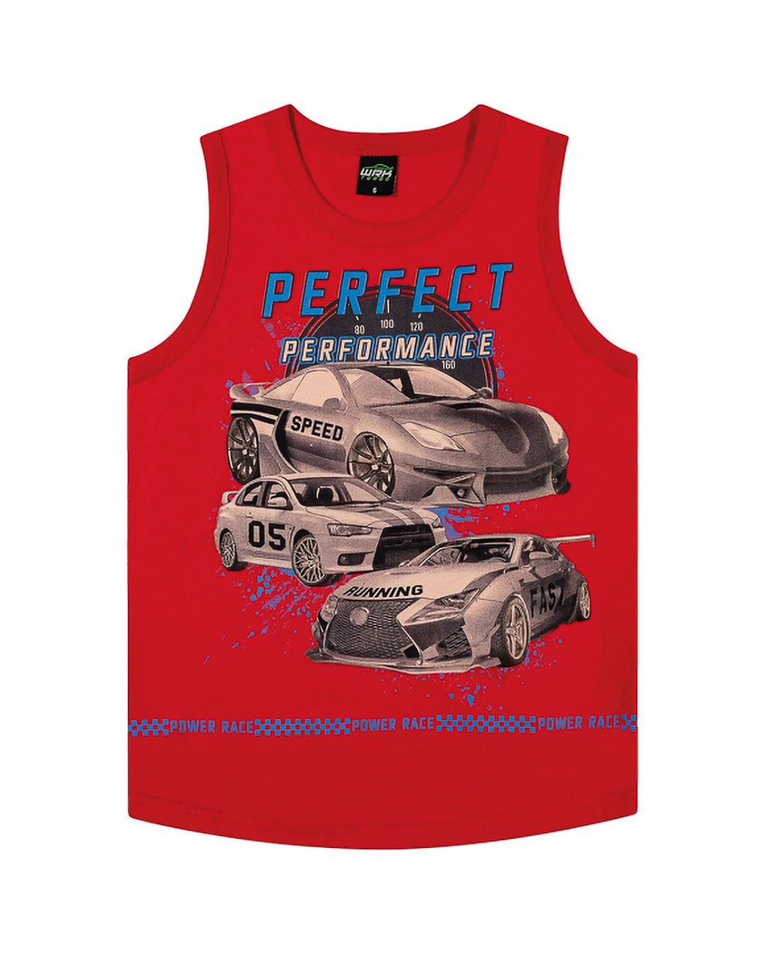 Regata Infantil Racing Cars - WRK