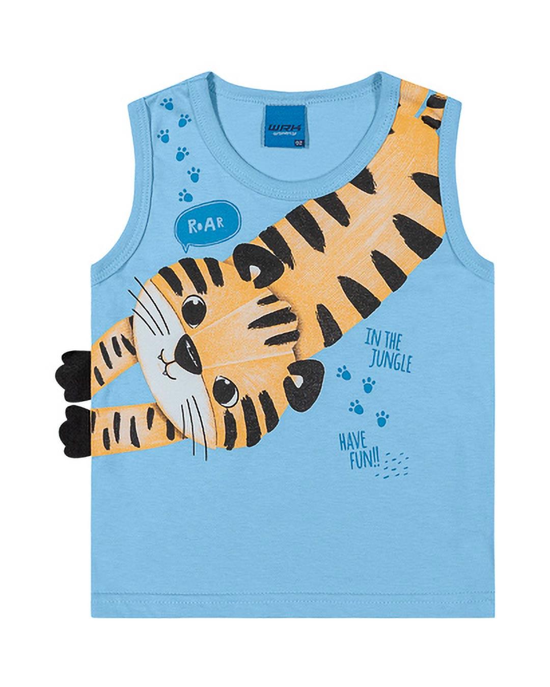 Regata Infantil Roar In The Jungle - WRK