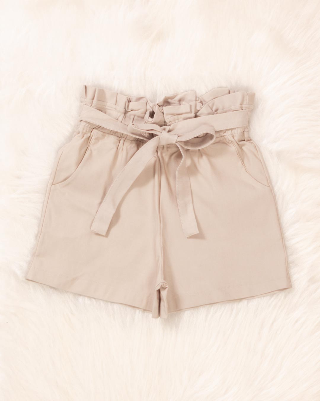 Shorts Adulto Básico Com Elástico - The Moment