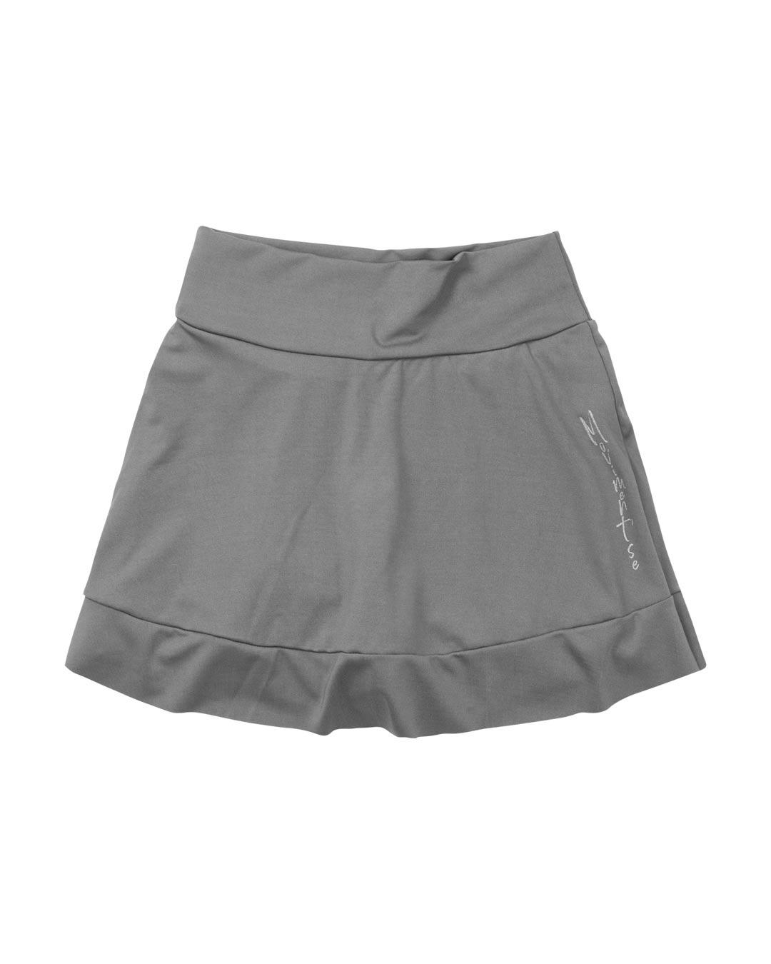 Shorts Saia Fitness Básico Mescla - Movimente-se