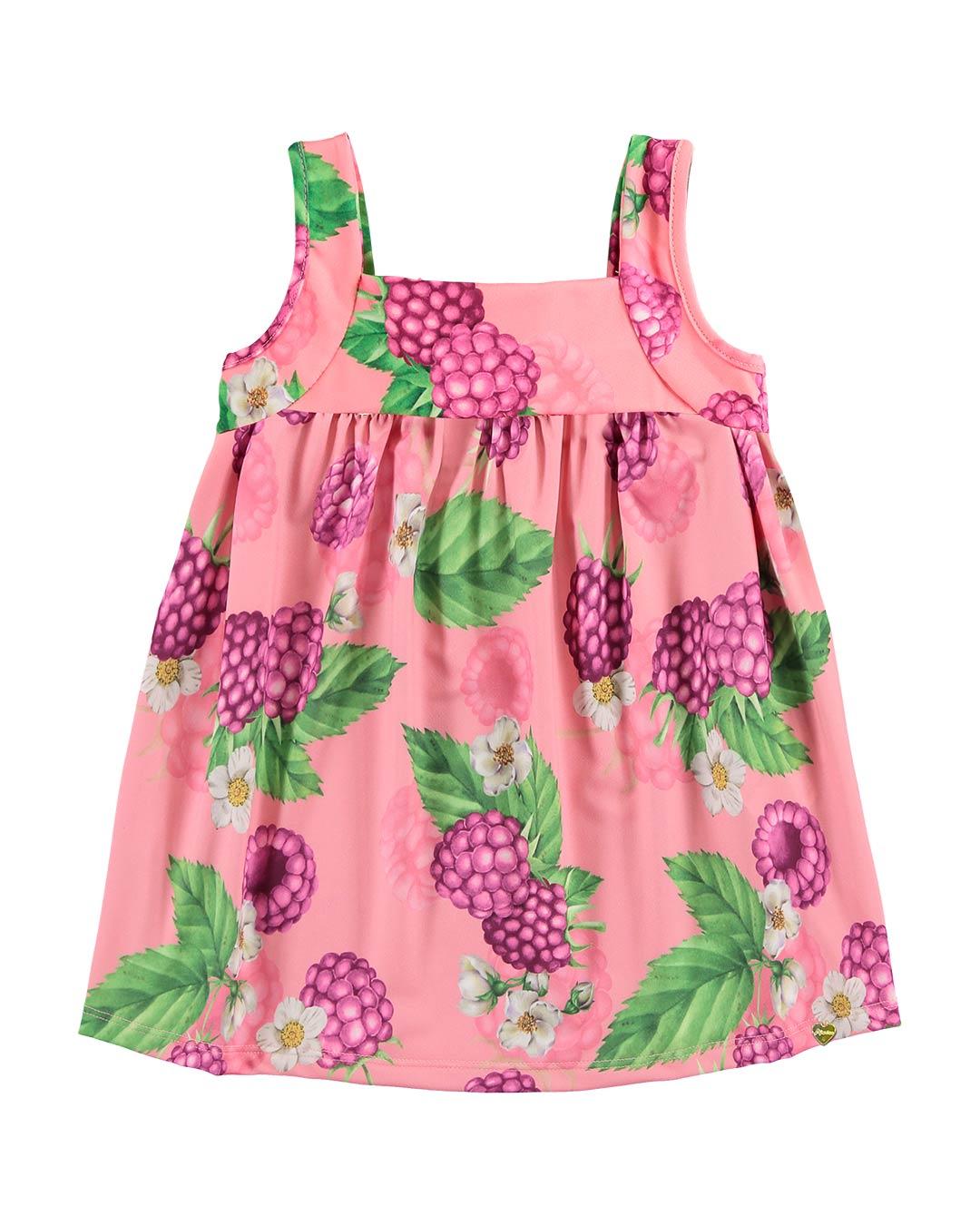 Vestido Infantil Amora - Alenice
