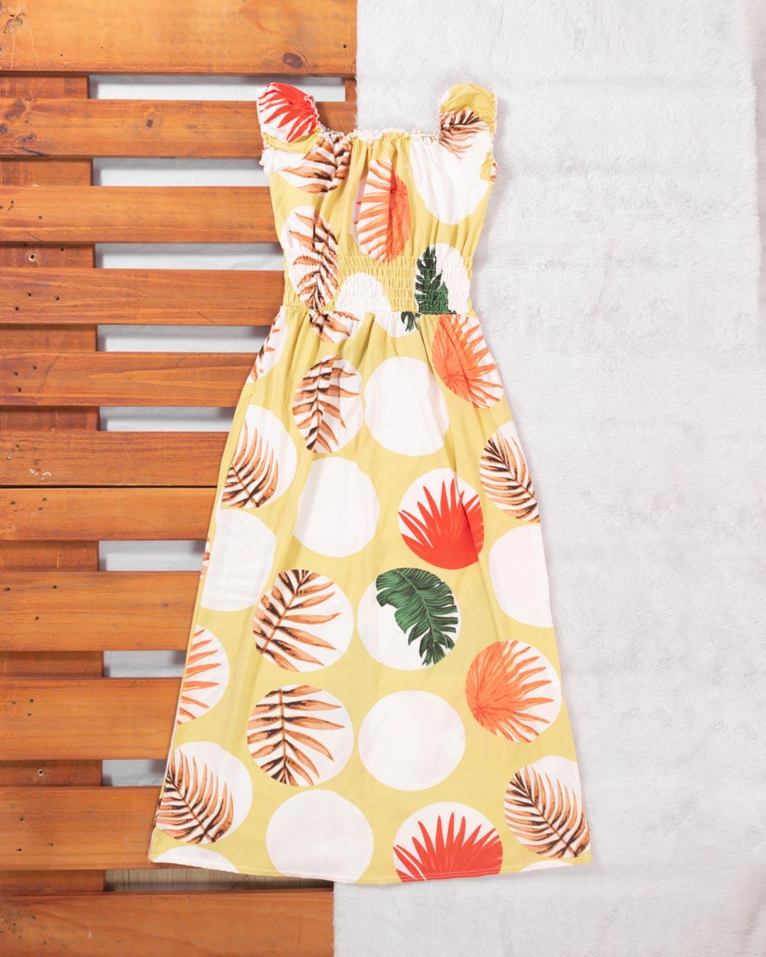Vestido Tomara Que Caia Com Manga - Moça Bonita