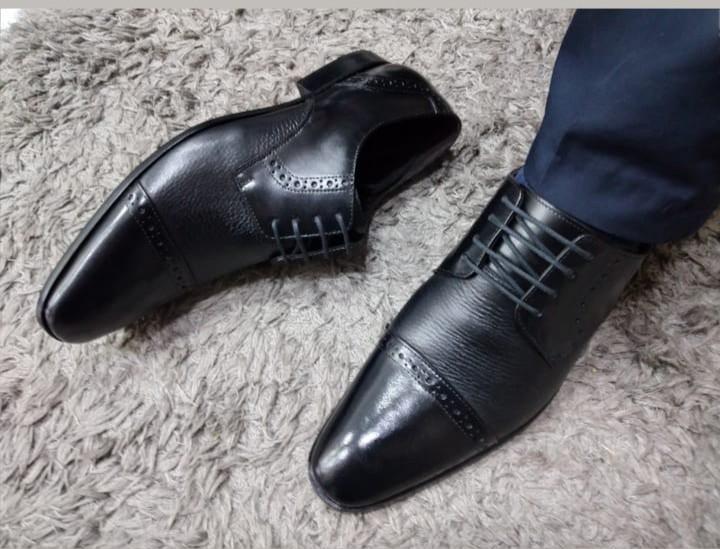 Sapato Masculino Linha Exclusive Derby 1548