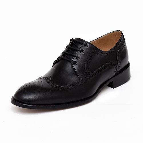 Sapato Social Jardini Premium LD05 Preto