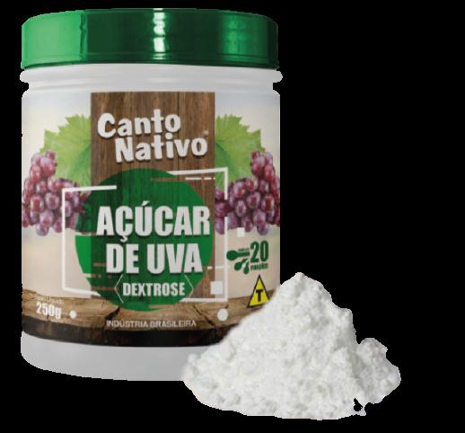 Canto Nativo Açúcar de Uva