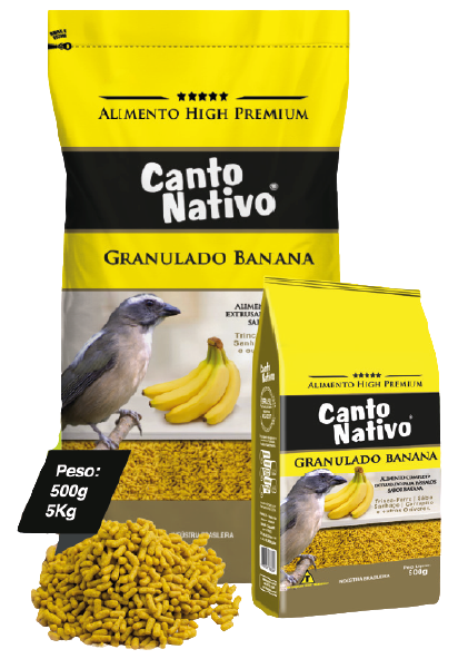 Canto Nativo Banana