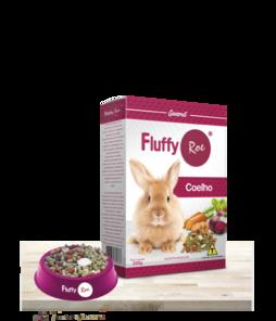 Fluffy Roe Coelho Gourmet