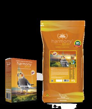 Harmony Birds Calopsita Mix