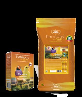 Harmony Birds Canários e Exóticos Mix