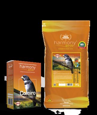 Harmony Birds Coleiro Competição
