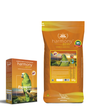 Harmony Birds Papagaio Mix